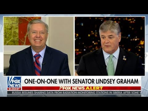Graham Joins Hannity to Discuss IG Report on FISA Abuse