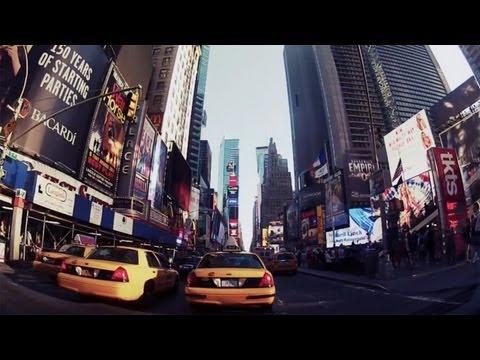 Cab Ride NYC 07: PowTron - Scarehattan