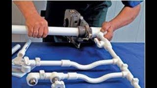 Как правильно паять полипропиленовые трубы начало и и инструмент для пайки
