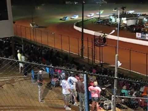 Crate Late Model Feature Video4of4 26Jul2013 Cochran Motor Speedway
