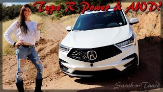 Off-Road, Torture Test! // 2020 Acura RDX A-Spec AWD Review