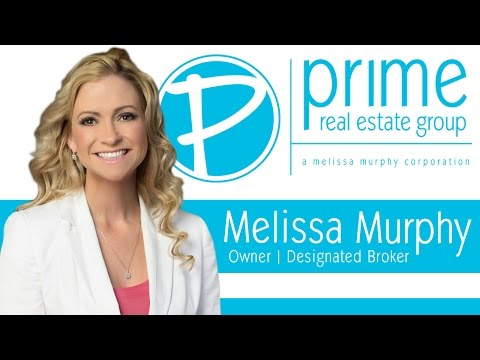 Melissa Murphy  Prime Real Estate Group