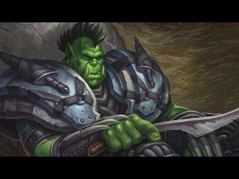 The Orc Rogue In WoW Classic