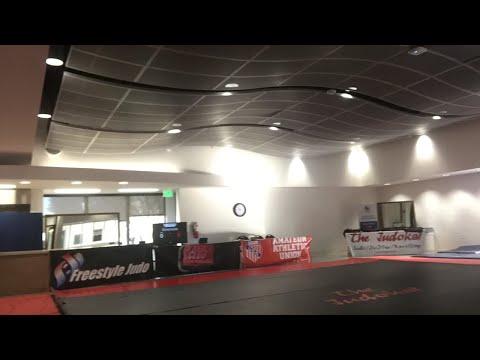 Fight Club #5 - IFJA/AAU Freestyle Judo Tournament (Live Streamed)