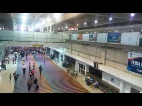 Airport Simón Bolívar - Caracas, Venezuela