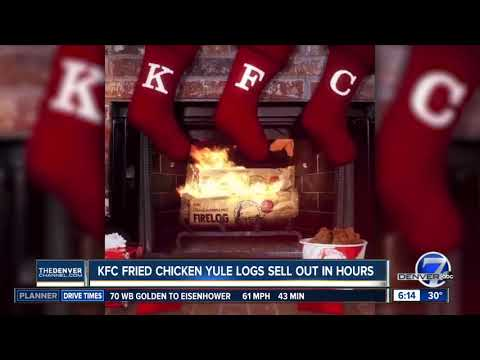 Mike Dellinger - KFC Has Chicken Scented Logs!