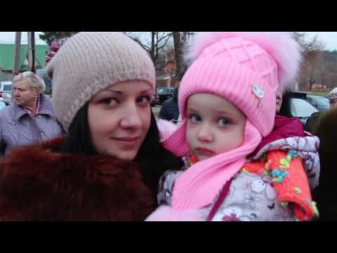 Сход жителей Данков против закрытия детского сада
