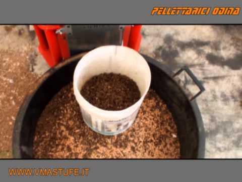Essicatore usato 1 2 ton h funnydog tv for Impianto produzione pellet usato