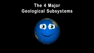 Earth's 4  Spheres for kids/ 4 Major Spheres