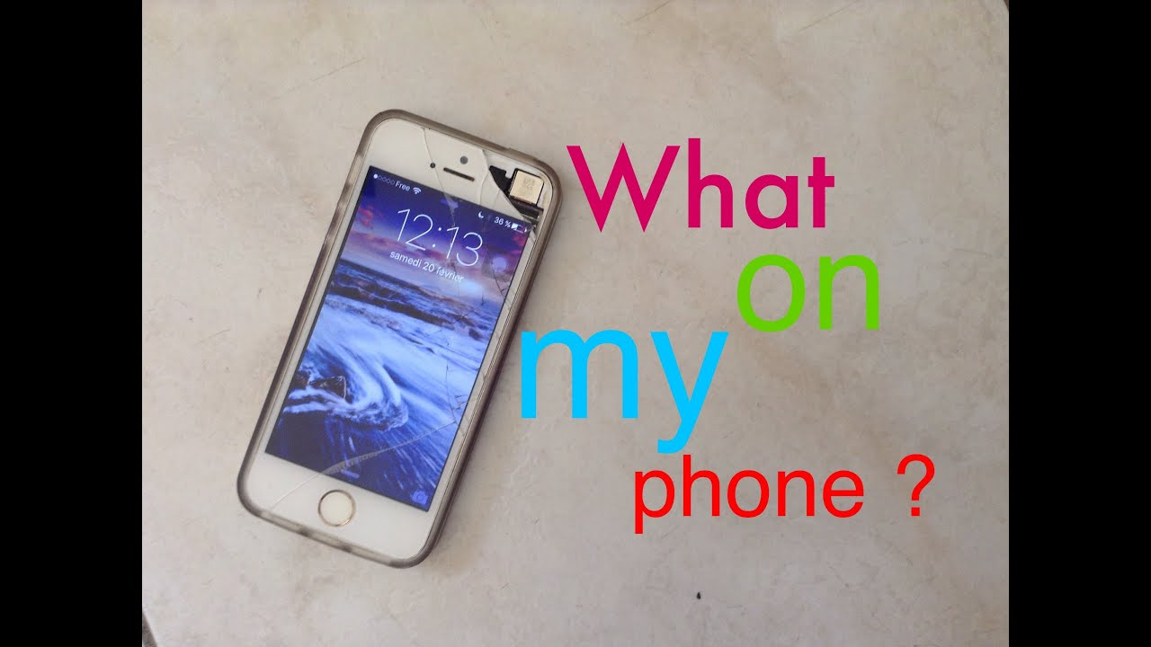What on my phone 2016 ! - YouTube