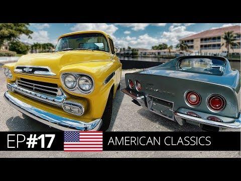 Pick Up Américain ou Classic Corvette Stingray ? Vlog EP17