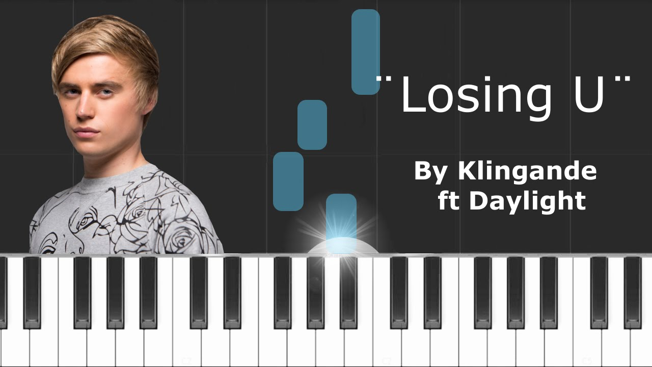 Losing u klingande feat. Daylight скачать.