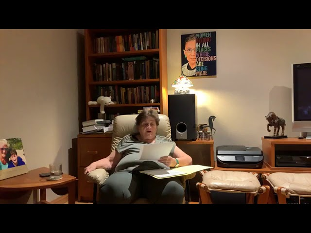 Bible Study Session 6  on Wisdom  By Rev  Martha Rogers