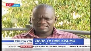 Rais Uhuru Kenyatta atarajiwa kuzuru eneo Kisumu hapo kesho