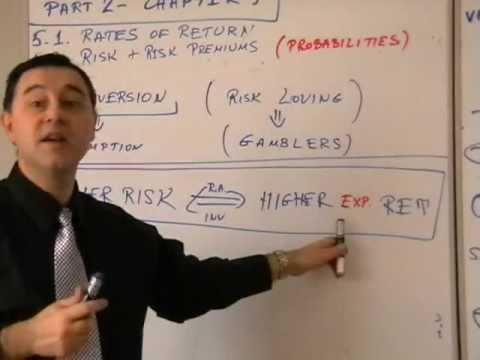 Investments - Portfolio Theory 01