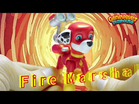 Best Paw Patrol Toy Learning Videos for Kids Compilation Preschool Educational Toy Movie!