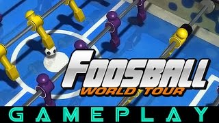 Foosball: World Tour (HD) PC Gameplay