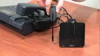 видео Plantronics CS520 — беспроводное (DECT) решение для стационарного телефона