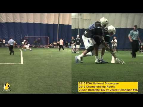 2015 FOA National Showcase - 2016 Championship Round
