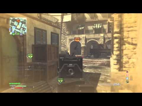 MW3: P90 Double Moab w/ Worlds Fastest...