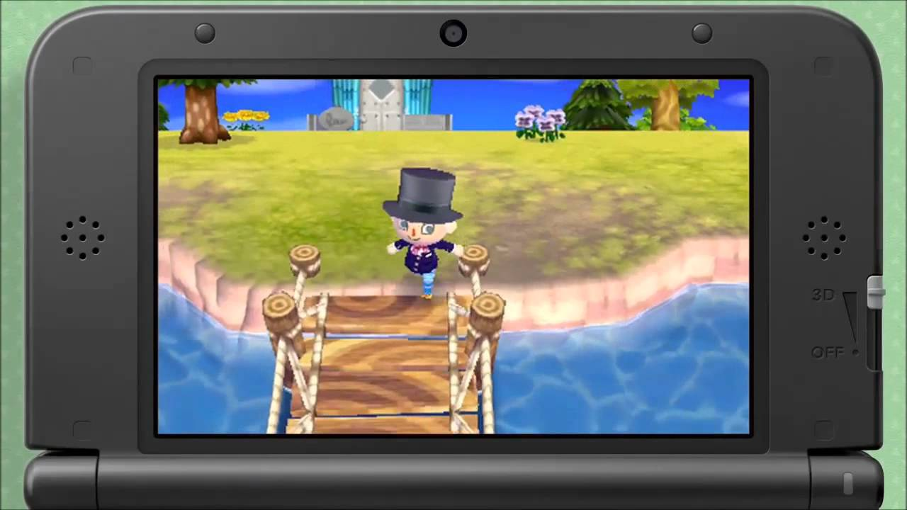 Animal Crossing New Leaf 3ds rom download