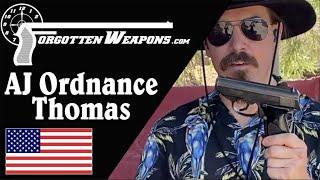 "AJ Ordnance ""Thomas"" at the Backup Gun Match"