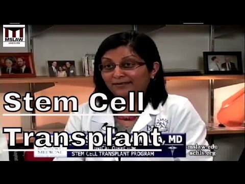 A Journey Through A Stem Cell Transplant for Amyloidosis at Boston Medical Center