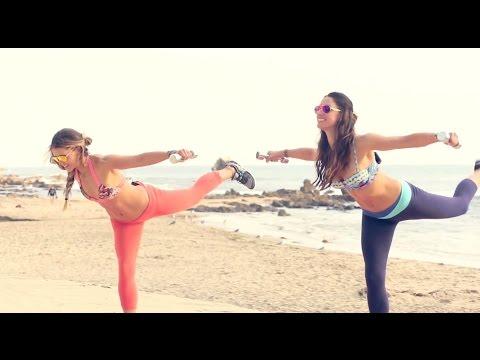 Bikini Body Routine! This is IT! BIKINI SERIES 2014 ☀