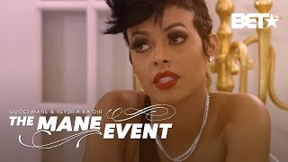 Please Keyshia Is An Uphill Battle: Will The Florist Do It For Her? | The Mane Event