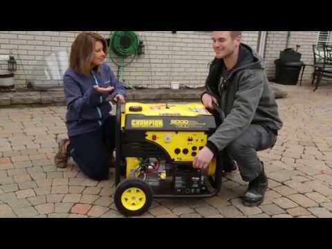 Push-Button Power – Generators & Storm Preparedness with Mike Holmes Jr.
