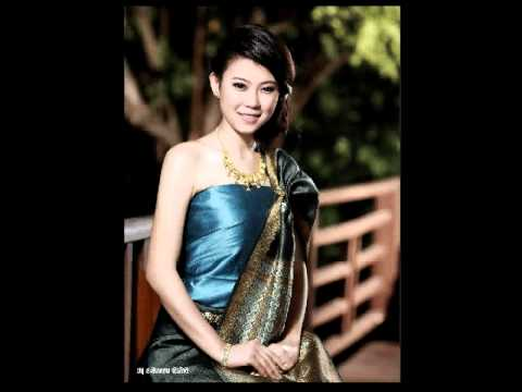 Sao Lao Society In Traditional Dress Youtube