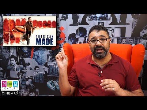 مراجعة بالعربي لفيلم American Made | فيلم جامد streaming vf