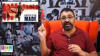 مراجعة بالعربي لفيلم American Made | فيلم جامد