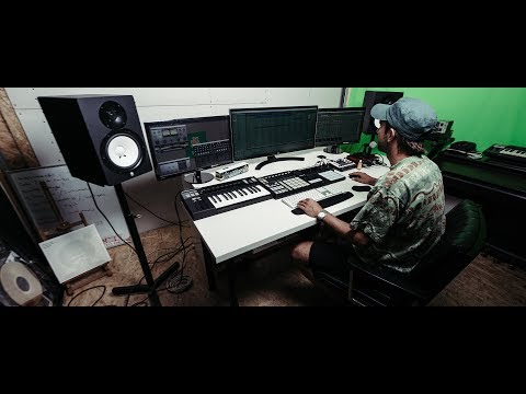 Making hip hop with German beatmaker Figub Brazlevič  | Native Instruments