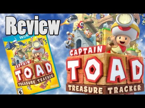 Review of Captain Toad Treasure Tracker for the Wii U by Protomario