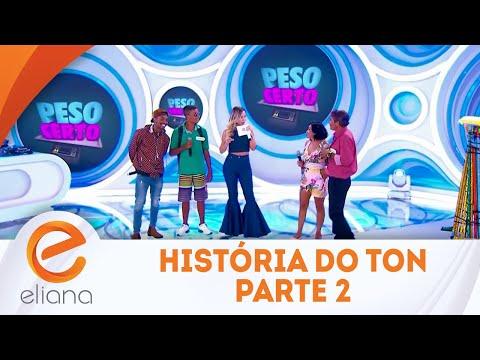História do Ton - Parte 2 | Programa Eliana