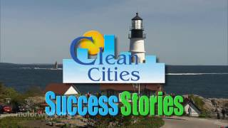 Clean Cities Success Stories: Greater Portland Area CNG Buses