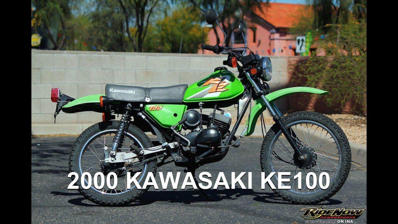 Ride Now Ina >> 2000 kawasaki KE100 For Sale in Tucson AZ - YouTube