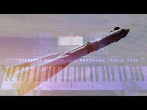 """PPK Resurrection Cover On Yamaha PSRS775 """"Время первых"""""""