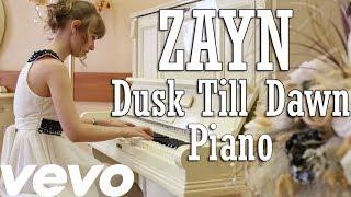 ZAYN - Dusk Till Dawn ft. Sia (Piano cover)