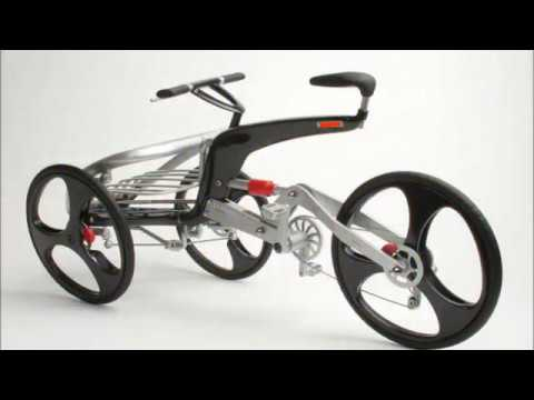 Mode of tilting operation at cornering of newly patented hinges less trike