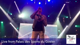Harry Diboula - Génération Zouk au Palais des Sports du Gosier