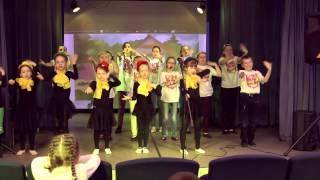Четыре попугая Муз эстр студия Театр ШОУ
