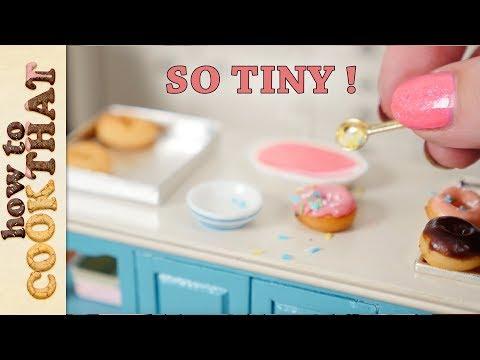 Teeny Weeny Donuts Ann Reardon