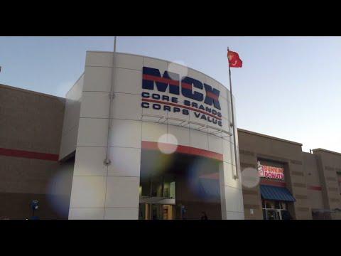 2014 MCX Black Friday / Holiday Tree Lighting