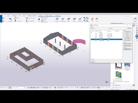 Tekla Structures: Phases and Phase Management