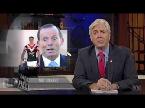 Tony Abbott's NBN - Mad as Hell
