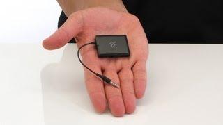 aluratek istream universal bluetooth audio receiver product video