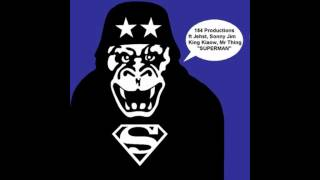 Jehst, Sonnyjim & King Kaiow - Superman (Instrumental) (Prod. By 184)