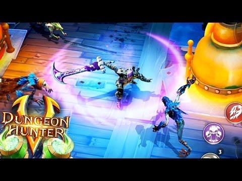 EPIC HACK N' SLASH DUNGEON CRAWLER - Dungeon Hunter 5 | JeromeASF